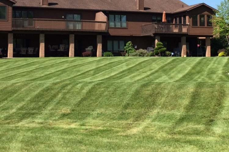 Nichols Landscaping Mowing and Maintenance